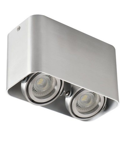 Точечный светильник KANLUX DTL250-AL TOLEO (26121)