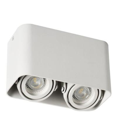 Точечный светильник Kanlux DTL250-W TOLEO (26120)