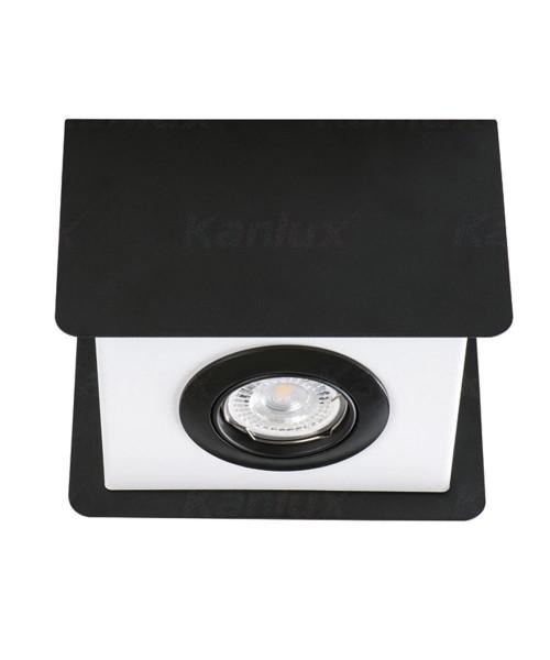 Точечный светильник Kanlux TORIM DLP-50 B-W (28461)