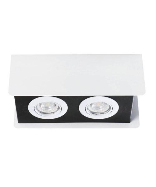 Точечный светильник Kanlux TORIM DLP-250 W-B (28462)