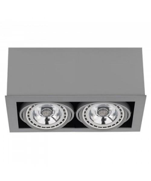 Точечный светильник Nowodvorski 9471 BOX GRAY II ES 111
