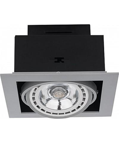 Точечный светильник Nowodvorski 9573 DOWNLIGHT SILVER I ES 111