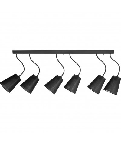 Потолочная люстра NOWODVORSKI 9755 Flex Shade Black