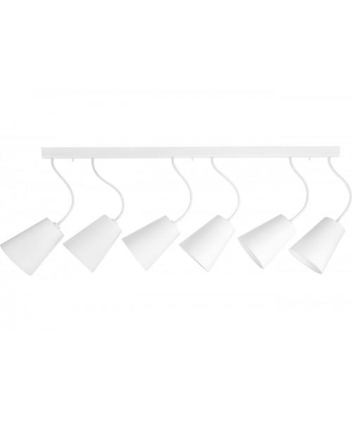 Потолочная люстра Nowodvorski 9761 Flex Shade White