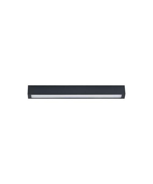 Потолочный светильник NOWODVORSKI 9626 Straight LED Graphite Ceiling S