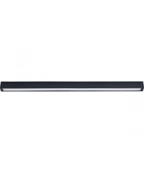 Потолочный светильник NOWODVORSKI 9628 Straight LED Graphite Ceiling L