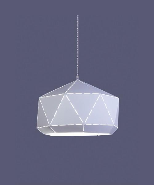 Подвесной светильник NOWODVORSKI 6616 Diamond White Gray