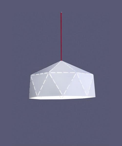 Подвесной светильник NOWODVORSKI 6617 Diamond White Red