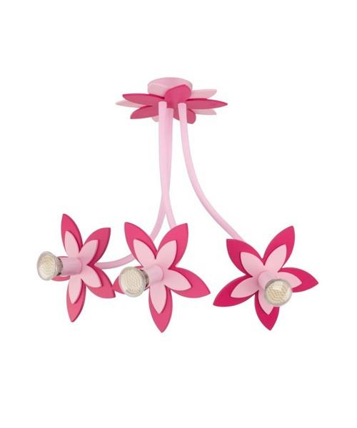 Потолочная люстра NOWODVORSKI 6894 Flowers Pink