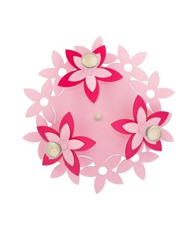 Потолочный светильник Nowodvorski 6895 Flowers Pink