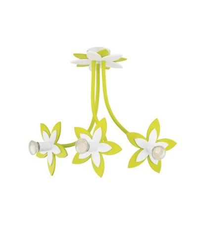 Потолочная люстра NOWODVORSKI 6898 Flowers Green