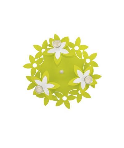 Потолочный светильник NOWODVORSKI 6900 Flowers Green