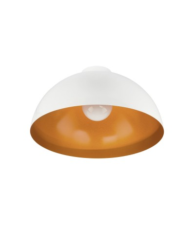 Потолочный светильник NOWODVORSKI 6933 Hemisphere White Gold