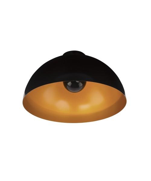 Потолочный светильник NOWODVORSKI 6934 Hemisphere Black Gold