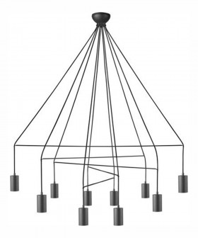 Nowodvorski 9680 Imbria Black