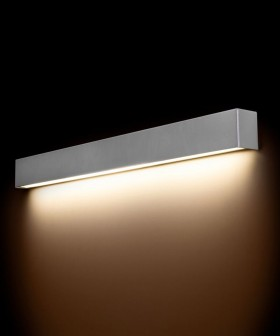 Nowodvorski 9614 Straight Wall LED Silver M