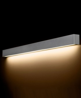 Nowodvorski 9615 Straight Wall LED Silver L