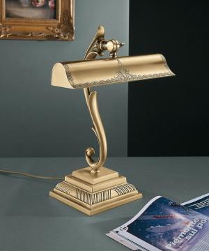 Настольная лампа RECCAGNI ANGELO P. 1000/2 Bronzo Arte