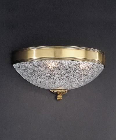 Настенный светильник RECCAGNI ANGELO A 2302/2 Bronzo Arte
