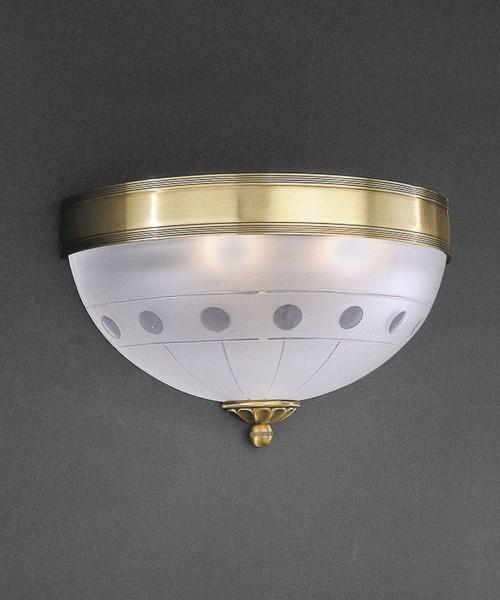 Настенный светильник RECCAGNI ANGELO A. 2304/2 Bronzo Arte