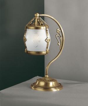 Настольная лампа RECCAGNI ANGELO P 4020 Bronzo Arte