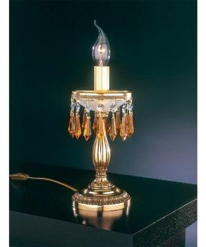 Настольная лампа RECCAGNI ANGELO P 4752 Oro Francese