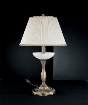 Настольная лампа RECCAGNI ANGELO P 5400 G Bronzo Arte