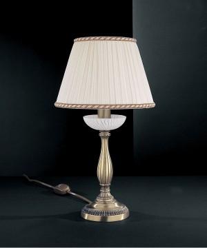 Настольная лампа RECCAGNI ANGELO P 5400 P Bronzo Arte