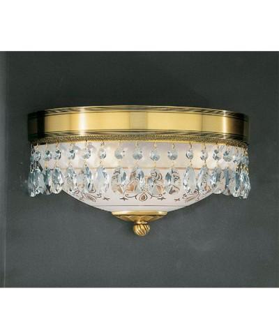 Настенный светильник RECCAGNI ANGELO A 6010/2 Bronzo Arte