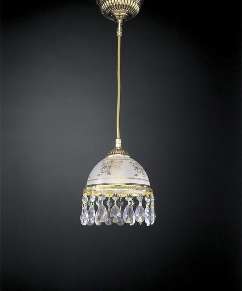 Подвесной светильник RECCAGNI ANGELO L 6100/16 Oro Francese