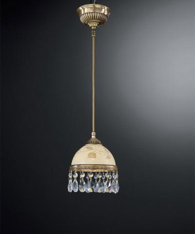 Подвесной светильник RECCAGNI ANGELO L 6206/16 Bronzo Arte