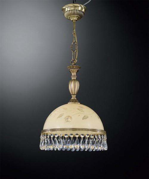 Подвесной светильник RECCAGNI ANGELO L 6206/28 Bronzo Arte
