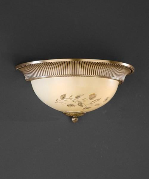 Настенный светильник RECCAGNI ANGELO A. 6218/2 Bronzo Arte