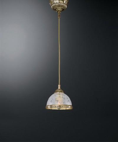 Подвесной светильник RECCAGNI ANGELO L 6302/16 Oro Francese