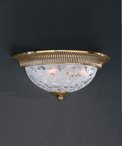 Настенный светильник RECCAGNI ANGELO A. 6312/2 Oro Francese