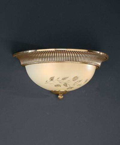 Настенный светильник RECCAGNI ANGELO A. 6318/2 Oro Francese