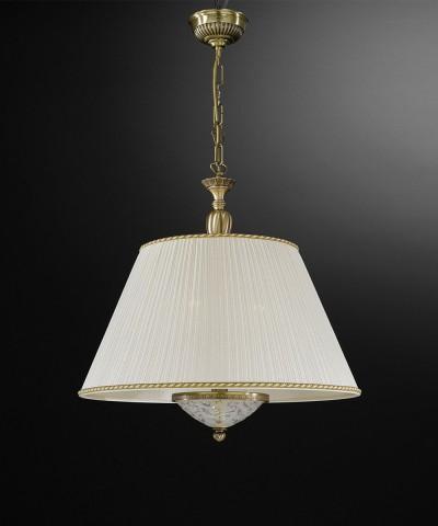 Подвесной светильник RECCAGNI ANGELO L 6402/50 Bronzo Arte