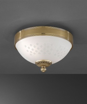 Потолочный светильник RECCAGNI ANGELO PL. 8310/2