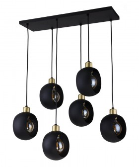 TK Lighting 2756 Cyklop Black