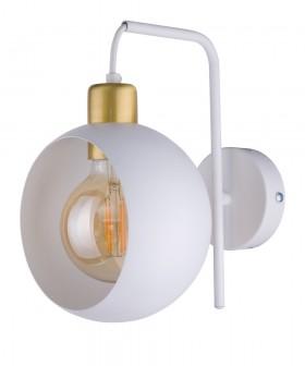 TK Lighting 2740 Cyklop White