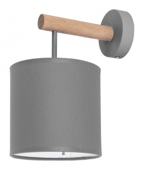 TK Lighting 4110 Deva Graphite