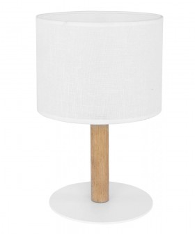 TK Lighting 5217 Deva White