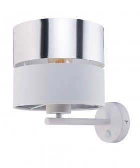 TK Lighting 4175 Hilton silver