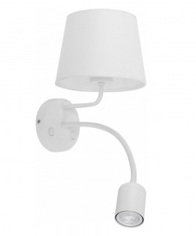TK Lighting 2535 Maja White