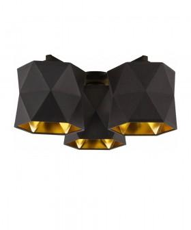 TK Lighting 1042 Siro black