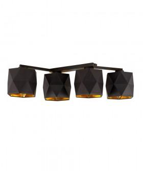 TK Lighting 1043 Siro black