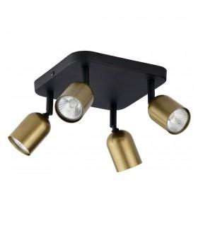 TK Lighting 3307 Top Gold