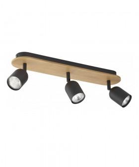 TK Lighting 3292 Top Wood