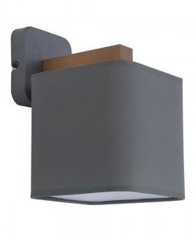 TK Lighting 4164 Tora Gray