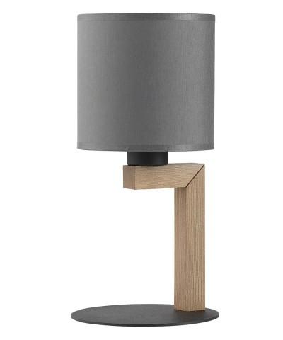 Настольная лампа TK Lighting 5031 Troy Gray